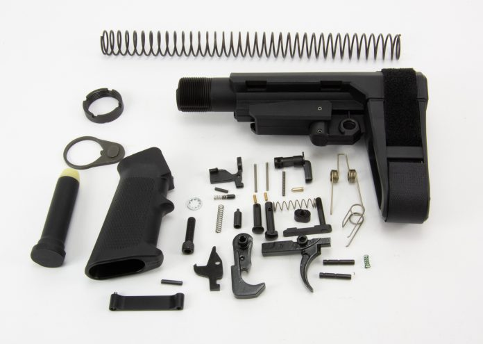 Pistol Lower Kit Online for Sale In USA