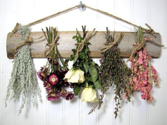 Deco dried flowers
