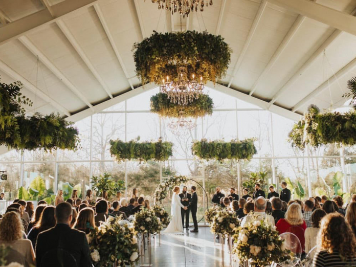 best wedding venue in Texas hill country