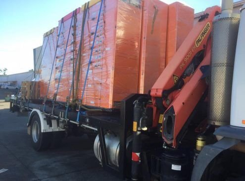 Crane Trucks Brisbane